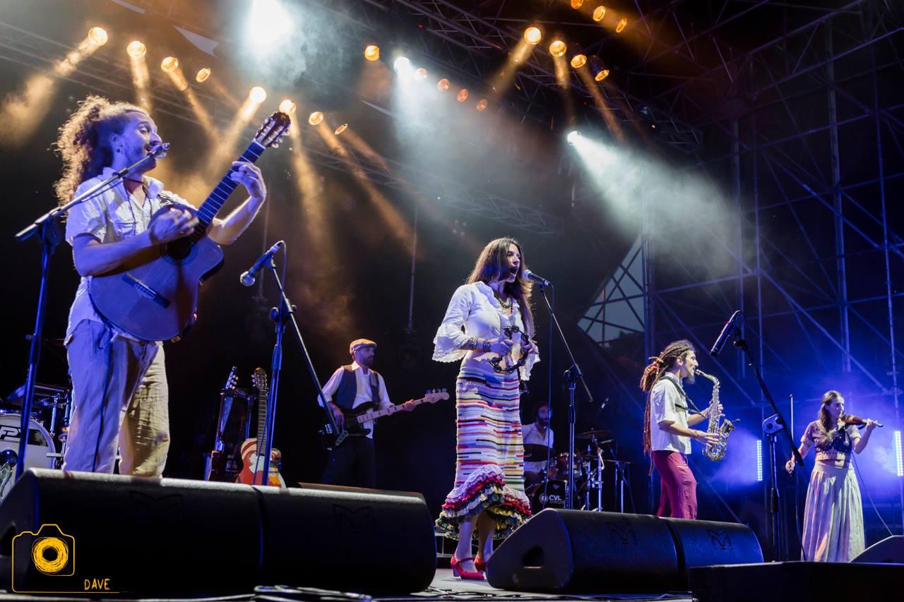 Ajde Zora @ Sherwood Festival 2015